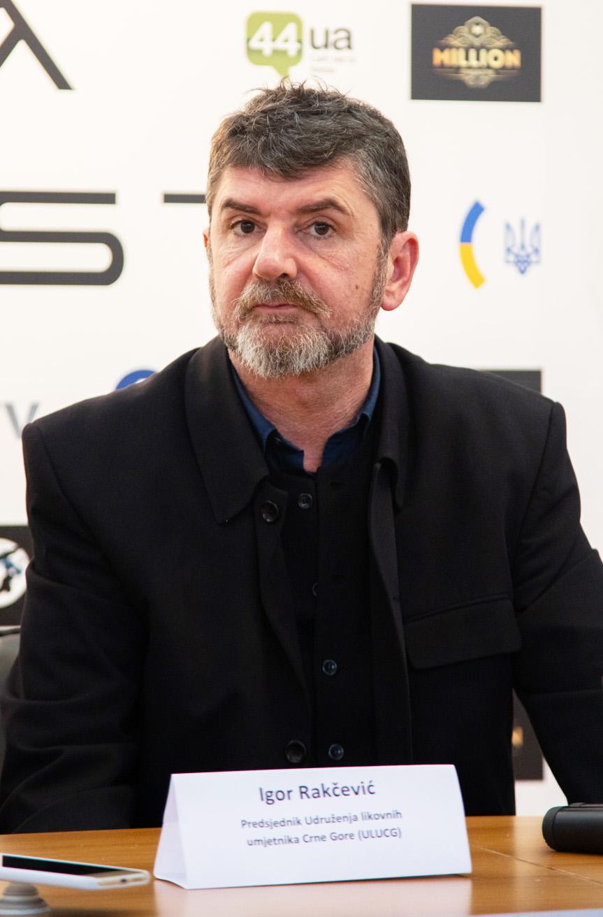ІГОР РАКСЕВИЧ
